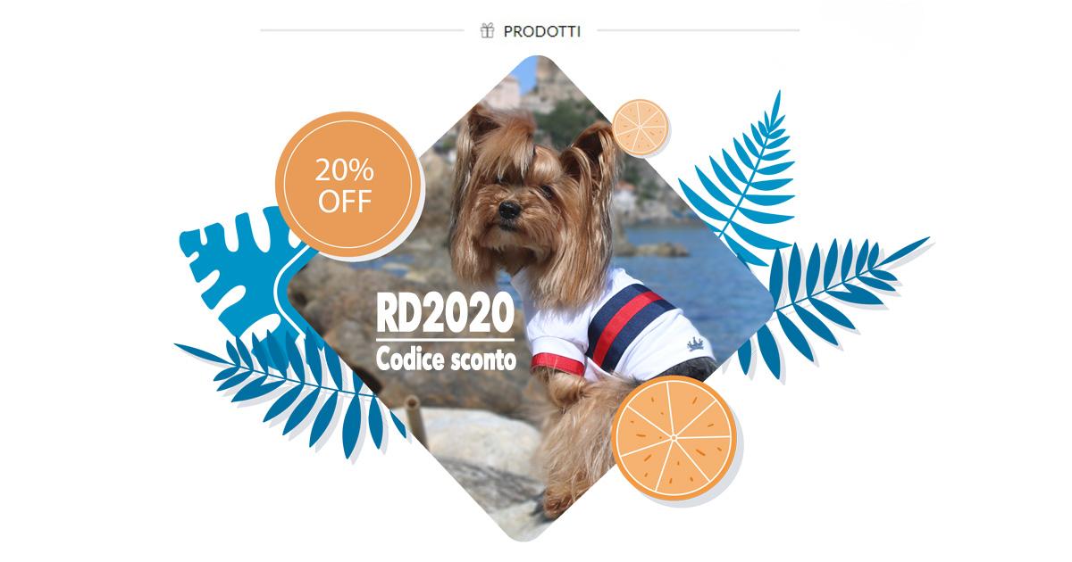 collezione primavera estate royaldog