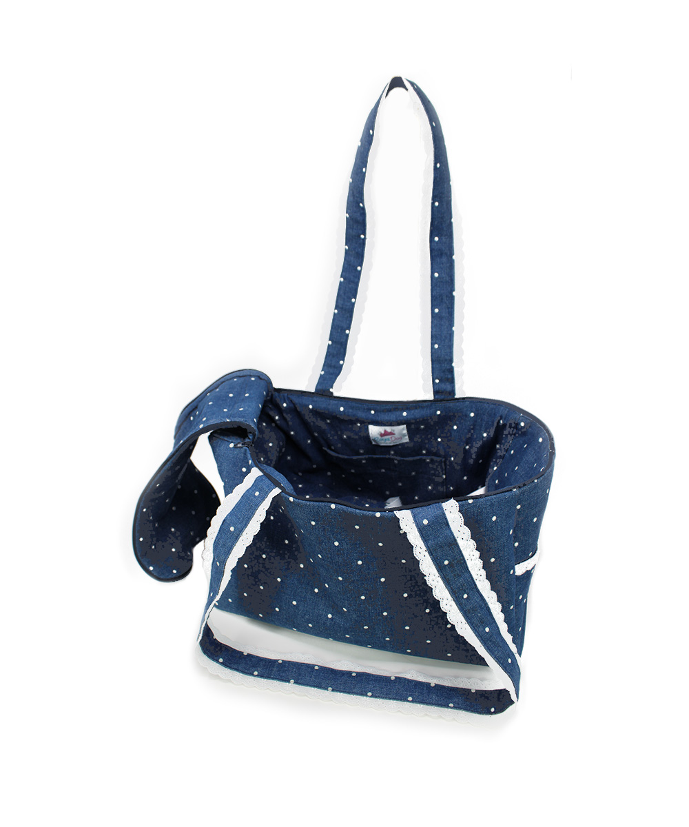 borsa denim sweet royaldog